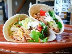 Crock Pot Pork Carnitas is the perfect recipe for an easy weeknight meal!