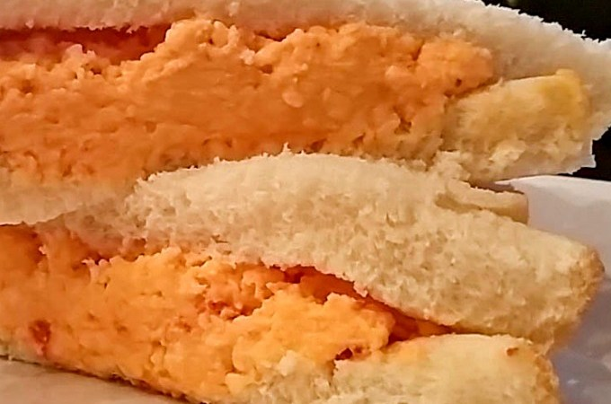 Southern Pimento Cheese Sandwich