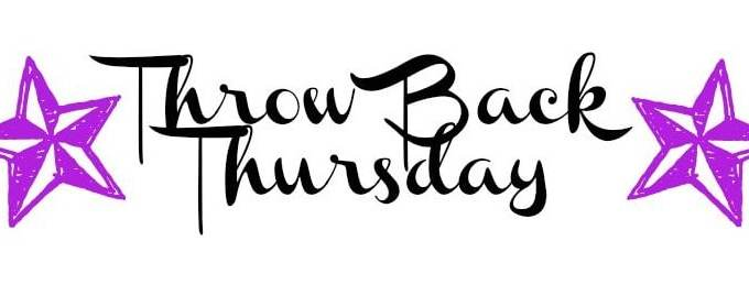 Throwback Thursday Link Party #7