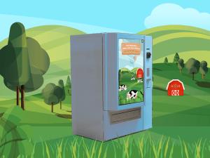 Redesign Vending Machine Experience