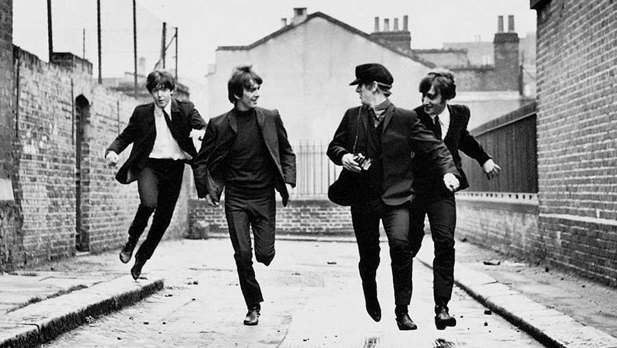 Beatles Movies