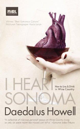 I Heart Sonoma