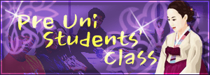 Come and join Pre Uni Students Class with students price