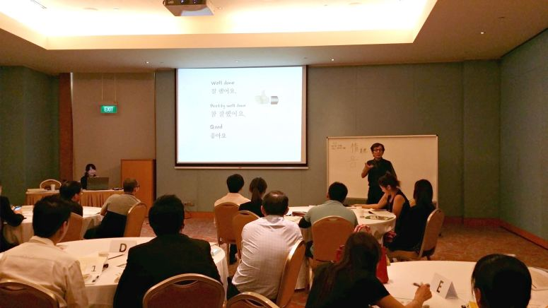 Corporate Course at Resort World at Sentosa