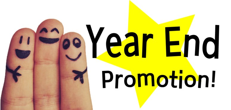 Year End Promotion to learn Korean with Free Textbook
