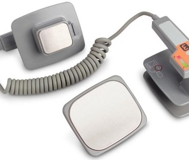 Paddles External Water Resistant For Philips Heartstart Mrx Monitor