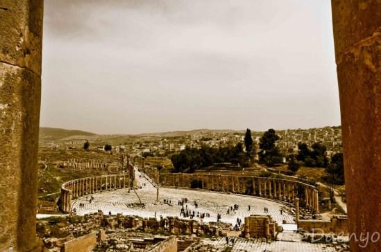 Roman Ruins, Jerash