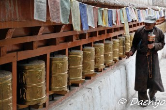 Prayer Wheels, Likir