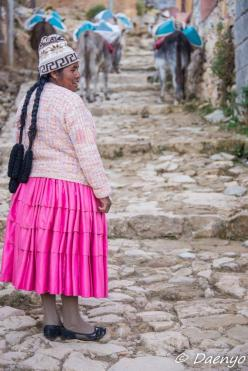 Traditional, Bolivian Women, Bolivia
