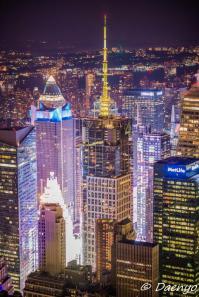 Manhattann Skyline, New York City