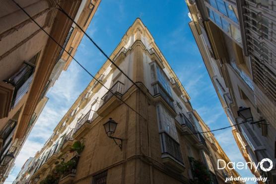 Streets of Cadiz