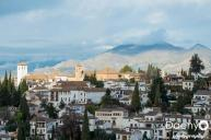 View from Alhambra, Granada