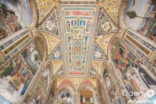 Piccolomini Library, Siena