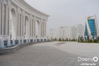 white Ashgabat