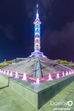 Constitution Monument, Ashgabat