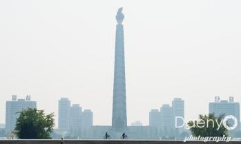 Tower of the Juche Idea, Pyonyang