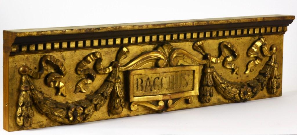 Bacchus Fragment 4