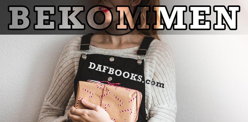 Bekommen - Get, Receive - Dafbooks.com