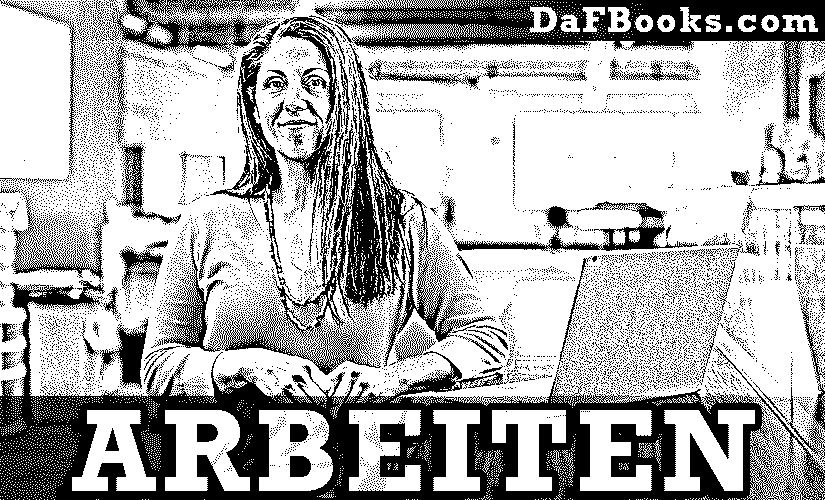 Frau Heloise Fischer arbeitet als Computer-Systemadministratorin in Neunkirchen.