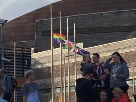 Senedd Flags