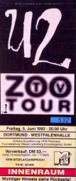 U2   Zoo TV - Tour   1992