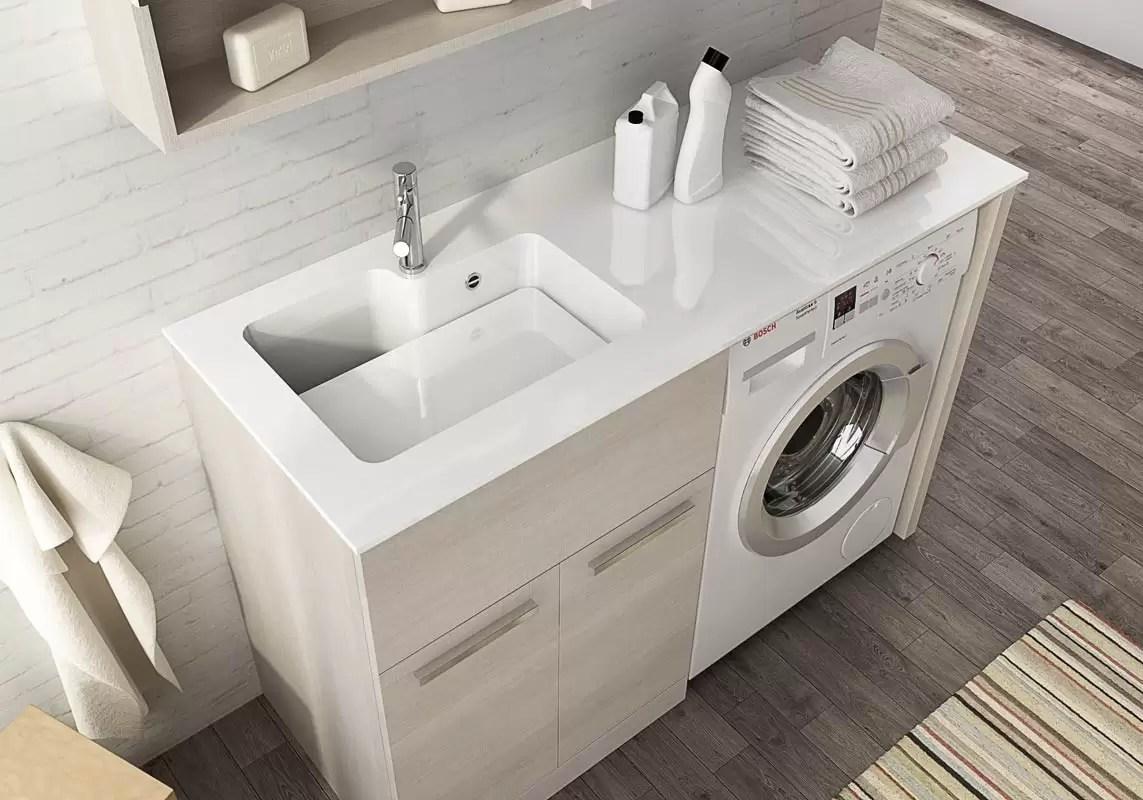 Kaip išsirinkti pritaikytą skalbinių spintelę
