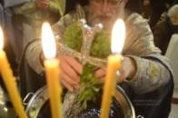 Εορτασμός Θεοφανίων 2015 (Πηγή agiabarbaradafnis.gr)