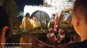 Ι. Ναός Αγ. Βαρβάρας Δάφνης - Ανάσταση 2017_2