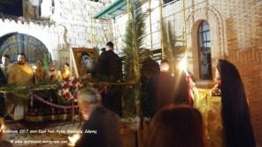 Ι. Ναός Αγ. Βαρβάρας Δάφνης - Ανάσταση 2017_3jpg