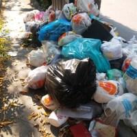 Εφιάλτης τα απορρίμματα και στο Δήμο Δάφνης Υμηττού