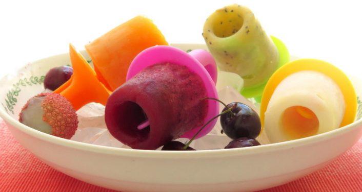 קרטיבים ביתיים מפירות הקיץ הנפלאים