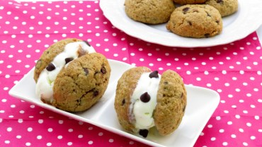 קוקולידה משגעת עם עוגיות קוואקר ביתיות