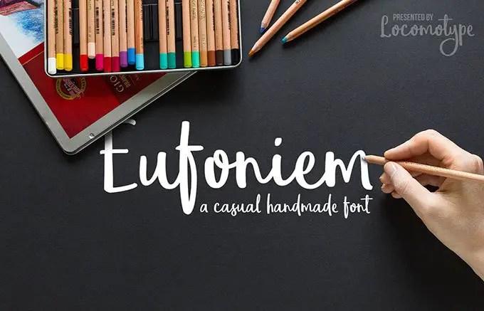 eufoniem-free-font
