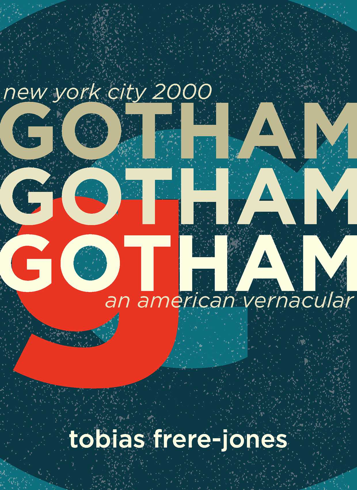 TobiasFrereJones+JesseMRagan-Gotham-2003-Poster-by-KatieRodden-2014