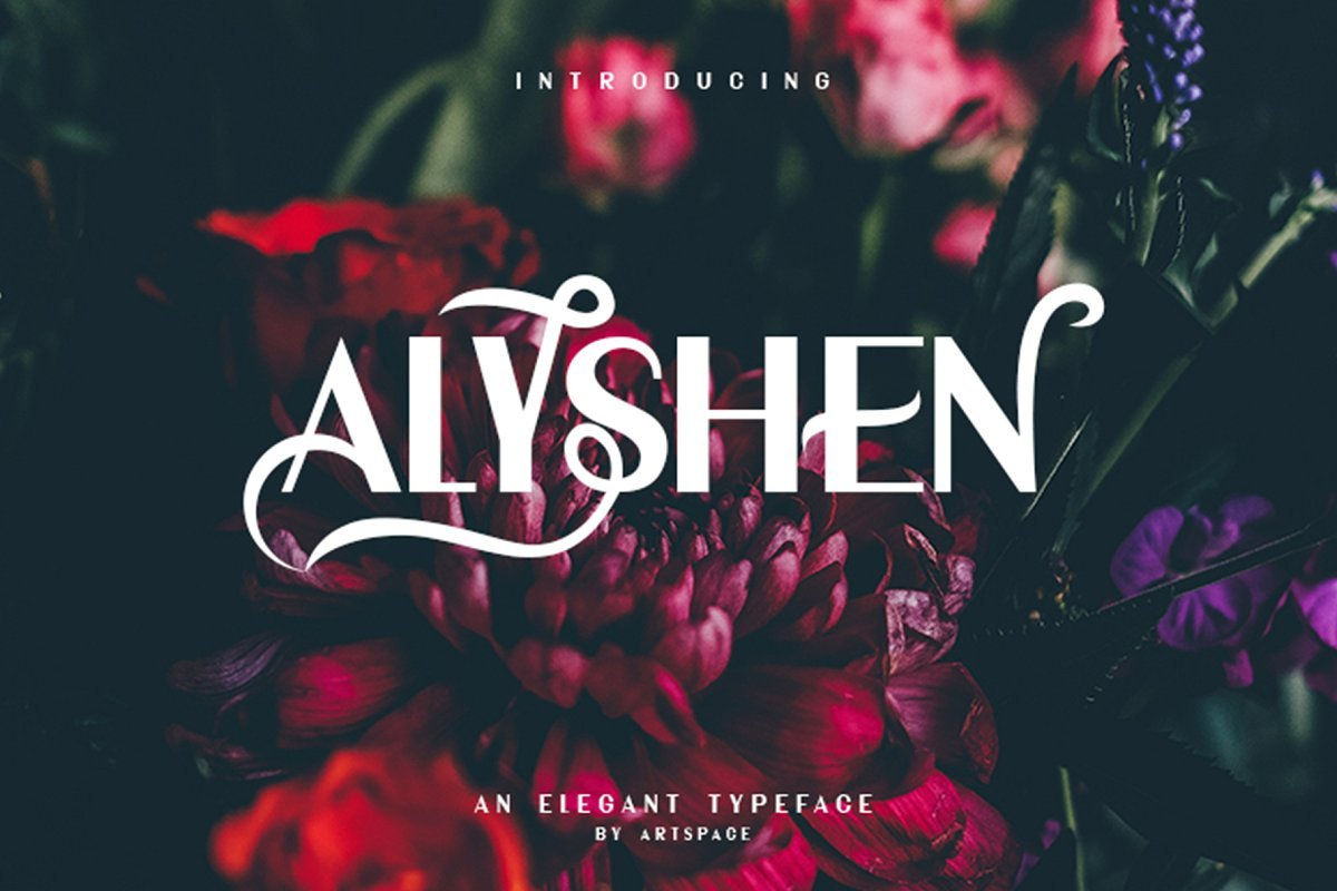 alyshen-typeface