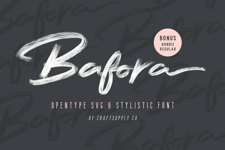 bafora-brush-font-768x512