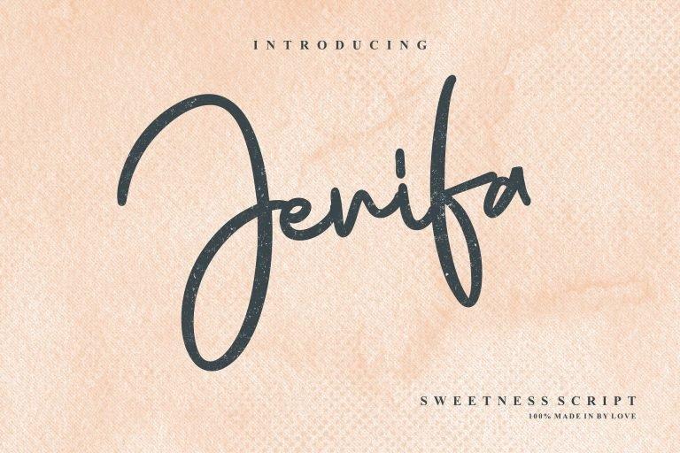 jenifa-script-font-768x512