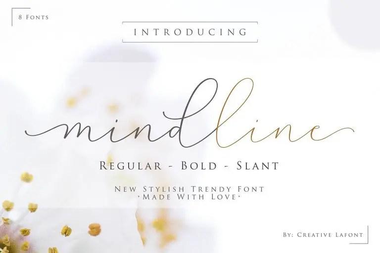 mindline-script-font-768x512