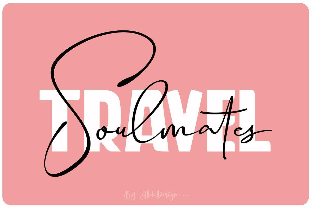 travel-soulmates-font-duo