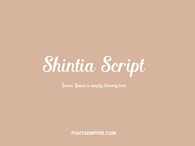Shintia-Script-Font-Family-Free-Download
