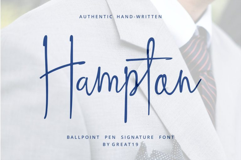 hampton-handwriting-font-768x512