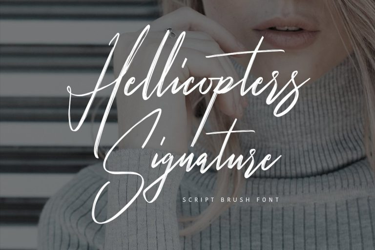 hellicopters-script-font-768x512