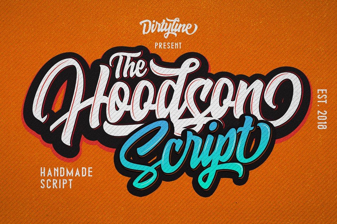 hoodson-script-font