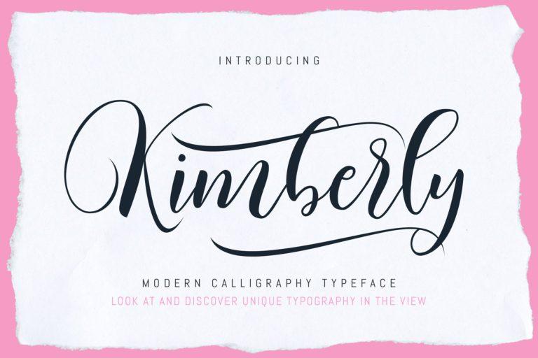kimberly-script-font-768x512
