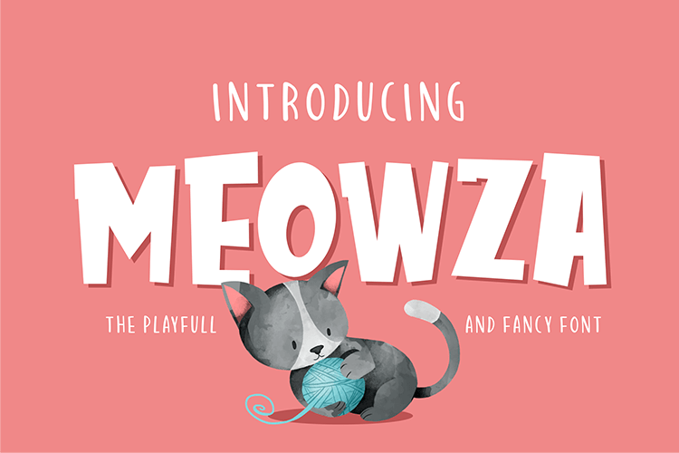 meowza-playfull-and-fancy-font