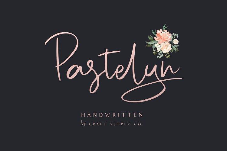 pastelyn-handwritten-font