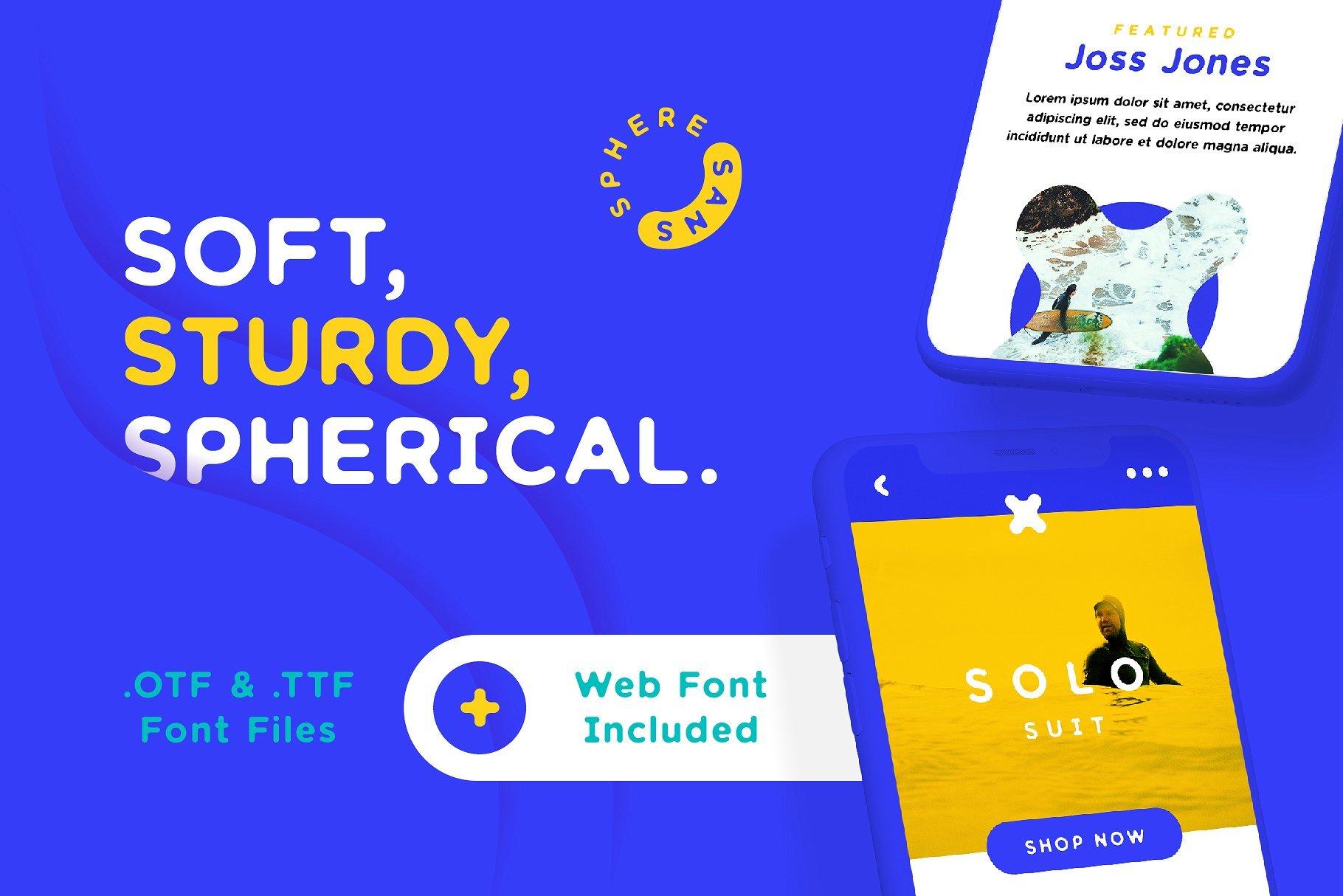 sphere-sans-typeface-1