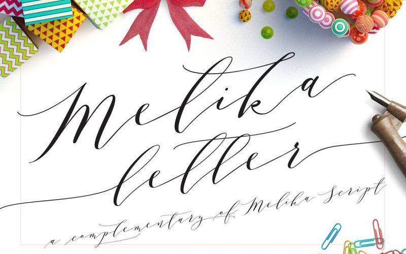 Melika-Script-Font-800x500