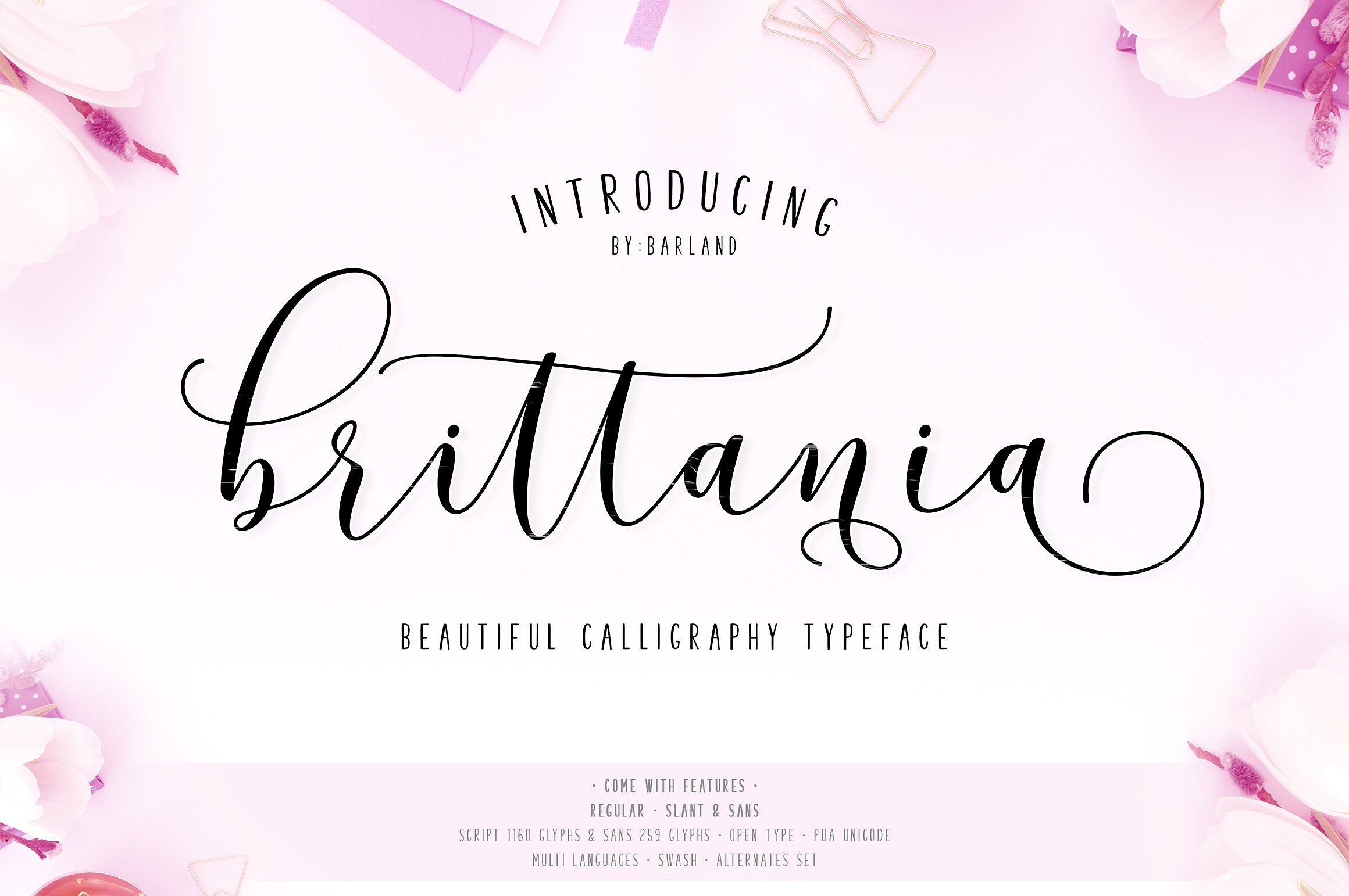 brittania-script-font