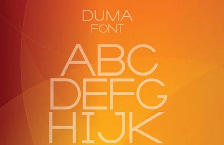 Duma-font-5